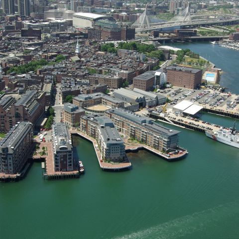 Hotel in North End Boston Special Rate | Battery Wharf