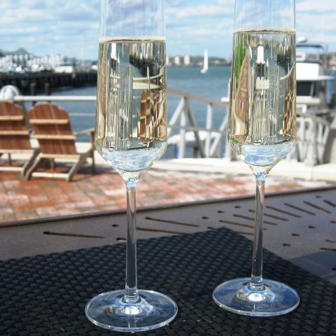 Boston Hotel North End romance package | Battery Wharf