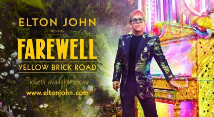 Elton John at TD Garden flyer