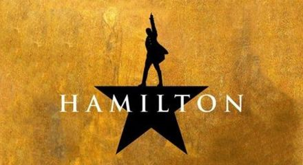 Hamilton at the Boston Opera House