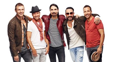 Backstreet Boys 2019 Tour at TD Garden