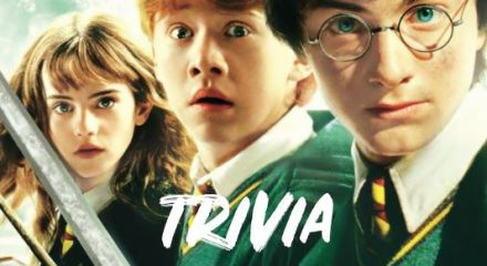 HARRY POTTER Themed Trivia at Battery Wharf