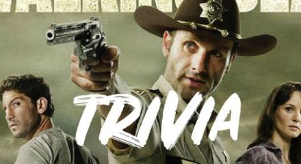 WALKING DEAD Themed Trivia at Battery Wharf