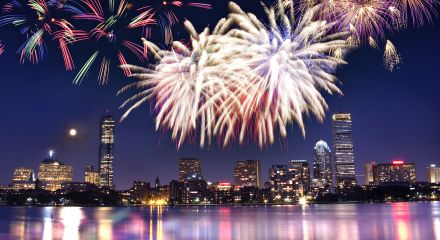 Boston 4th of July Fireworks & Pops: Esplanade 2019