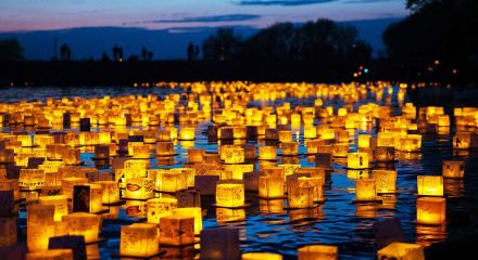 Boston Water Lantern Festival 2019