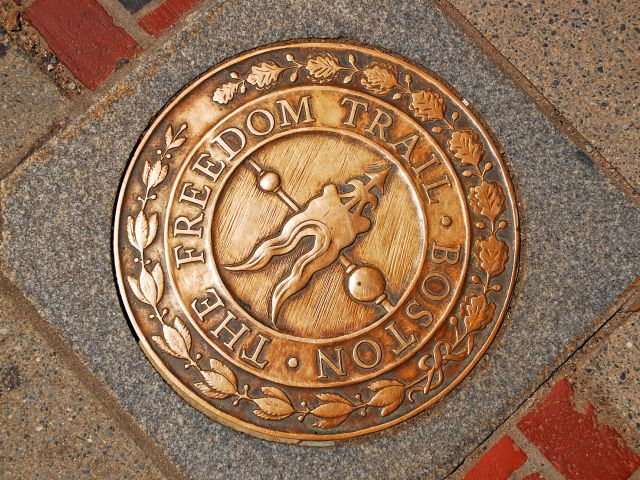 Freedom trail Boston MA hotel stay package plan offer