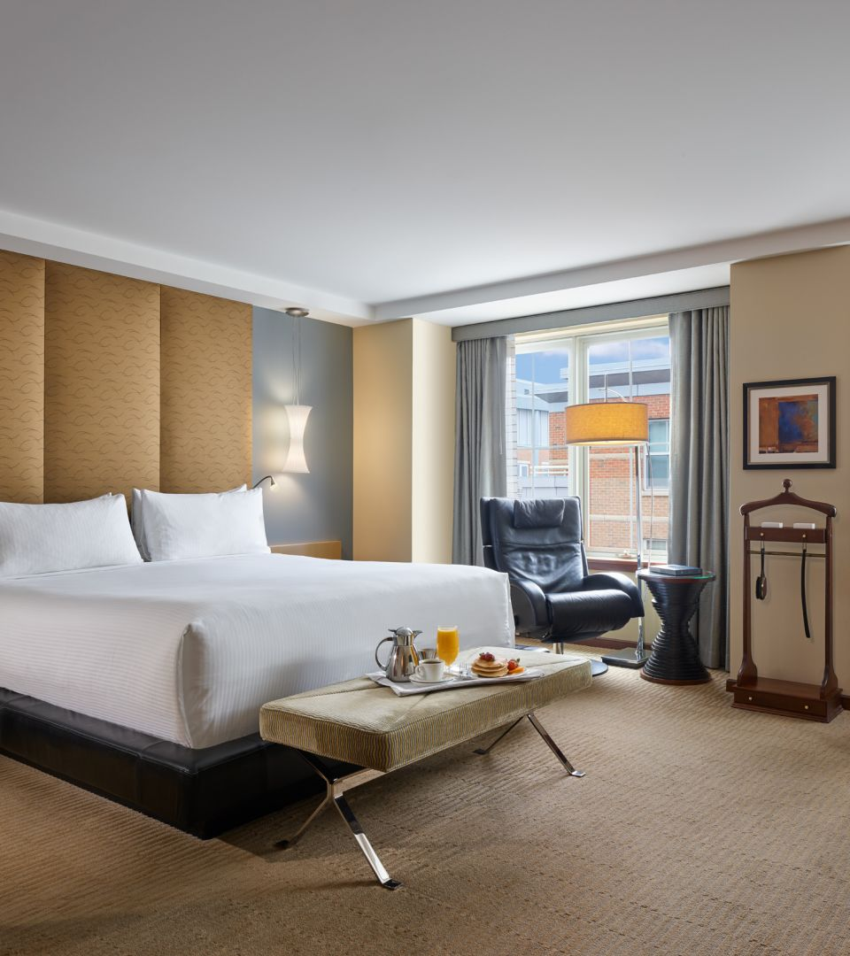 Special hotel offer - gift - Boston waterfront