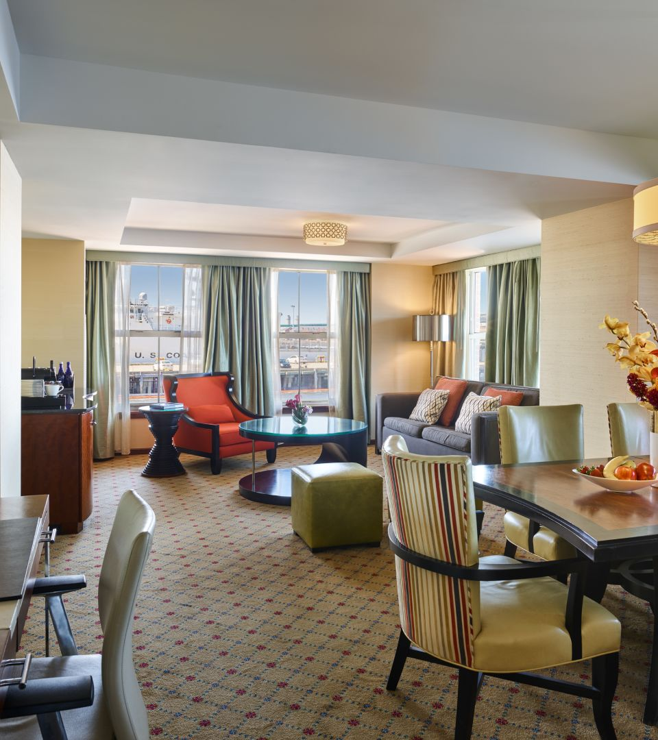 Exclusive hotel offers - Boston waterfront